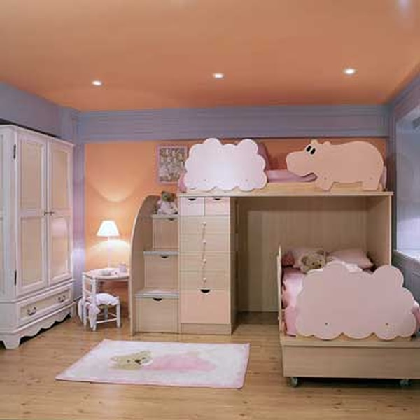 Muebles infantiles para ninos idee per interni e mobili for Muebles originales para ninos